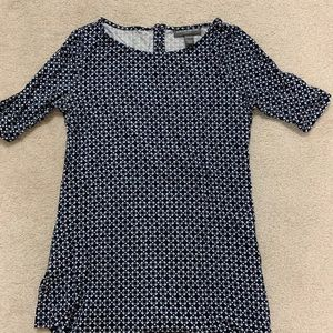 Pea in the pod short sleeve shirt, size XS